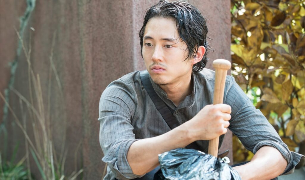 Glenn has been around since the first episode (at least his voice has). It may be his time to call it quits.