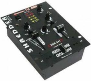 XDM-241 Scratch Mixer from American DJ